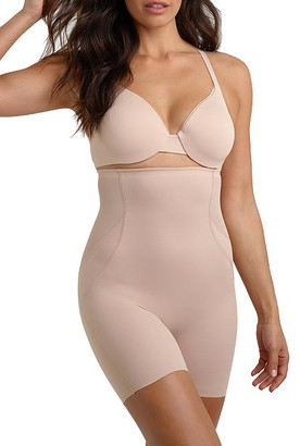 Miraclesuit Fit & Firm High-Waist Mid-Thigh Shaper