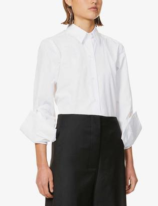 Gabriela Coll G Relaxed-fit cotton shirt