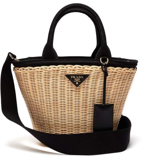 9c2c4fbd5209 Prada Woven Bags - ShopStyle