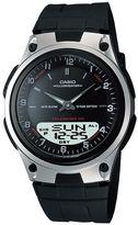 Casio Men's Forester Illuminator Analog & Digital Databank Chronograph Watch - AW80-1AV