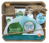 Seventh Generation Coconut Care Travel Size Baby Gift Set