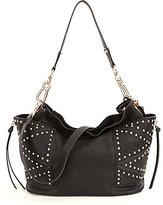 Steve Madden Kyrah Studded-Pocket Hobo Bag