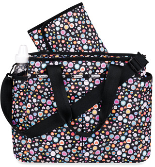 Le Sport Sac Ryan Diaper Bag - Pop Art