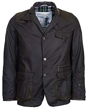 Barbour Men's Icons Beacon Sports Waxed Cotton Jacket