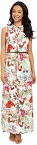 KUT from the Kloth Violet Printed Maxi Dress