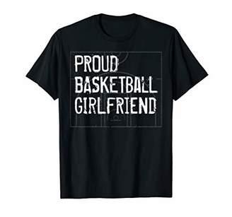 Basketball Girlfriend Vintage Shirt for Women