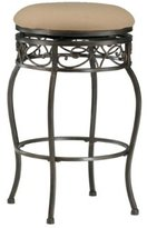 Hillsdale Furniture Hillsdale Lincoln Backless Swivel 30 Inch Barstool