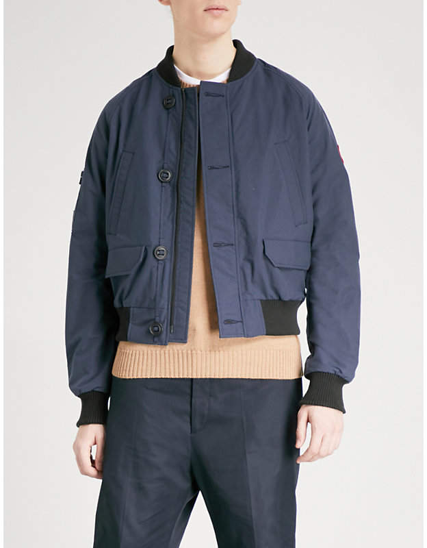 Canada Goose Faber shell bomber jacket