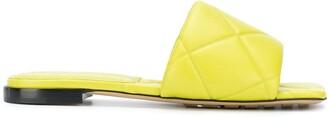 Bottega Veneta Lido woven sandals