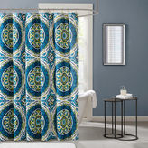 Madison Park Odisha Printed Shower Curtain