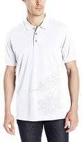 Robert Graham Men's Jawbone Canyone Polo Shirt