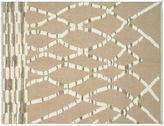 Nalbandian 7'3x5'6 Nubia Flat-Weave Rug, Beige