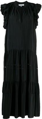 Lug Von Siga Frida V-neck dress