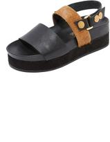 Free People Little Rock Platform Sandals