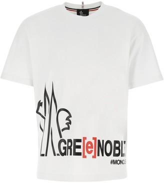 MONCLER GRENOBLE Logo Printed T-Shirt