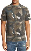 Sovereign Code Bonaventura Camouflage Crewneck Short Sleeve Tee