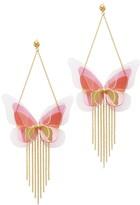 Zimmermann Butterfly Tassel Earring