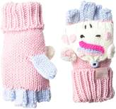 Joules Girl's Chum Gloves,Small (Manufacturer Size: 4-7)