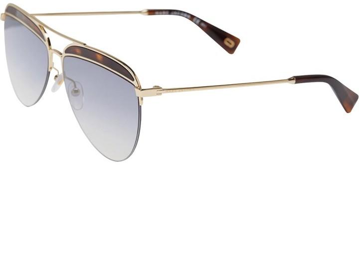 Marc Jacobs Womens Sunglasses Metallic