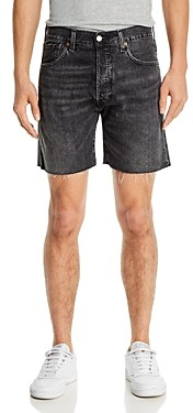 Levi's 501 93 Cut-Off Denim Straight Fit Shorts in Antipasto