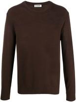 Jil Sander crew-neck sweater