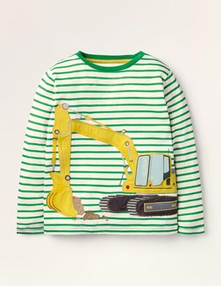 Lift-the-flap Vehicle T-shirt