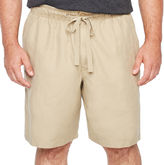 THE FOUNDRY SUPPLY CO. The Foundry Big & Tall Supply Co. Pull-On Shorts-Big and Tall