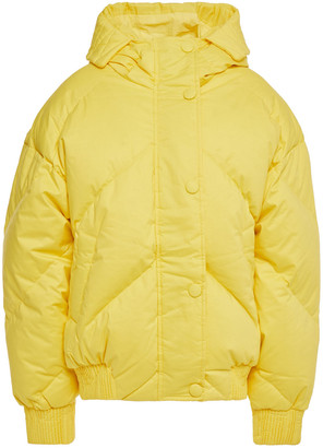 Ienki Ienki Dunlope Quilted Shell Hooded Jacket