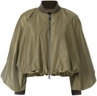GOEN.J balloon bomber jacket
