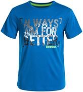 Reebok Training T-Shirt - Short Sleeve (For Big Boys)