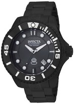 Invicta Men's 19810 Pro Diver Automatic 3 Hand Charcoal Dial Watch - Charcoal