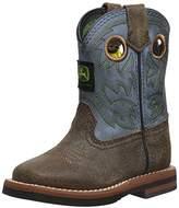 John Deere JD1317 Pull On Boot (Toddler),4 M US Toddler