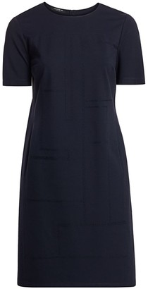 Lafayette 148 New York, Plus Size Jacintha A-Line Dress