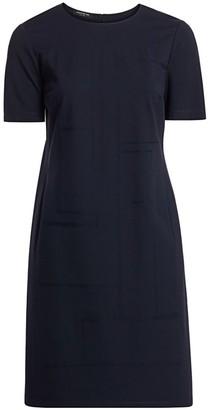 Lafayette 148 New York, Plus Size Jacintha A-Line Dress