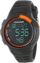 Freestyle Men's FS85012 Mariner Sailing Round Digital Sailing Function Watch