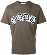 Golden Goose Deluxe Brand logo front T-shirt