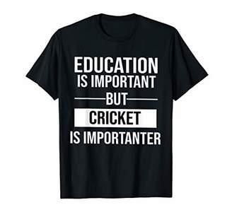 Funny Cricket Fan T-Shirt. Indian Cricket Fans TShirt