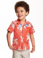 Old Navy Getaway Shirt for Toddler Boys