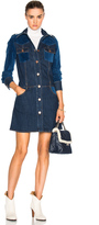 See by Chloe Denim Mini Dress