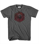 Star Wars Men's Episode VII The New Fear T-Shirt
