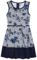 Knitworks Knit Works Sleeveless Skater Dress - Big Kid Girls
