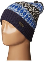 Scotch & Soda Beanie with Fair Isle Pattern