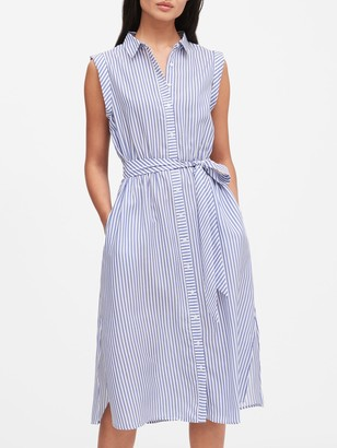 Banana Republic TENCEL Shirt Dress
