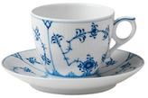 Royal Copenhagen Fluted Plain Coffee Cup & Saucer