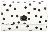 Dolce & Gabbana polka dot wallet - women - Calf Leather - One Size