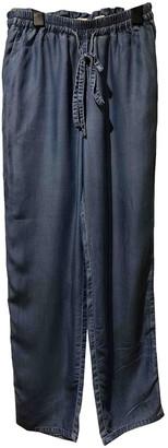 Michael Kors Blue Denim - Jeans Trousers