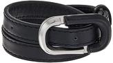 Marc Jacobs Icon Double Wrap Leather Bracelet Bracelet