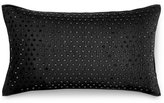 "Hotel Collection Onyx 14"" x 24"" Decorative Pillow"