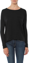 Bobi Los Angeles Long Sleeve Dropped Shoulder Tee