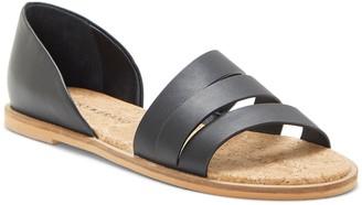 Lucky Brand Farveya Leather Flat
